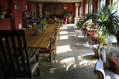 Candid Cafe London's most secret cafes