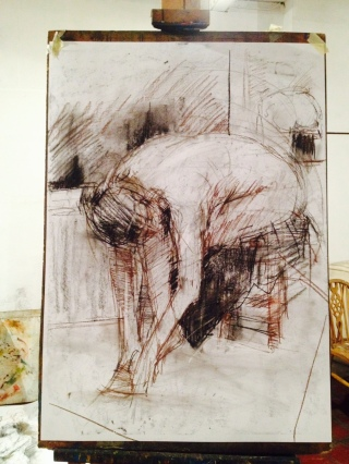Drawing the Dancing Figure Course 2016