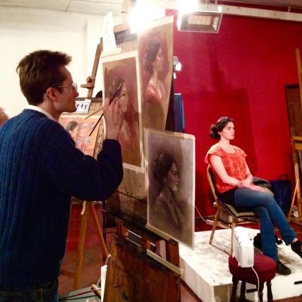 Portraiture Course 2016